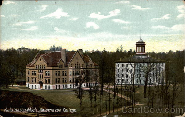 Kalamazoo College Michigan