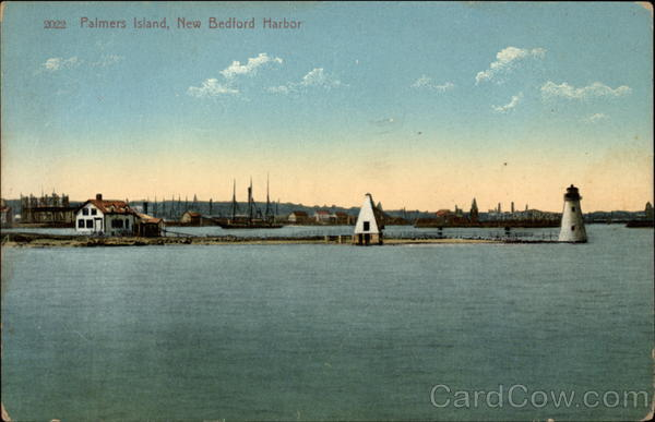 2022 Palmers Island, New Bedford Harbour Massachusetts