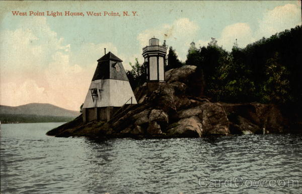 West Point Light House New York