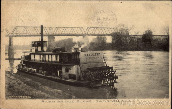 Alabama Scenic River Trail - NRT Database