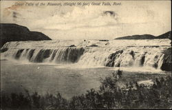 Great Falls of the Missouri