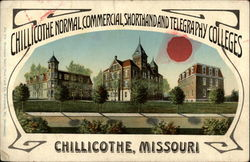 Chillicothe Normal, Commercial, Shorthand and Telegraphy Colleges