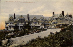 The Granliden, North Front, Lake Sunapee, N.H
