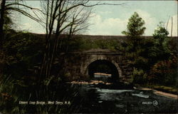 Lovers Leap Bridge