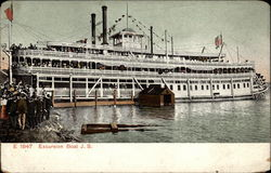E 1847 Excursion Boat J.S.