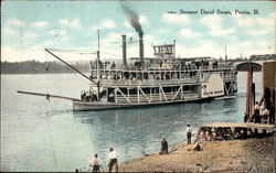 Steamer David Swain