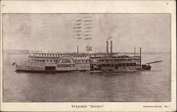 "Steamer ""Quincy"""