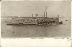 Steamer Quincy