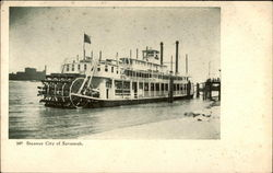 349 Steamer City of Savannah