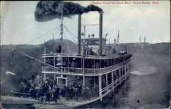 Steamer Grand on Grand River