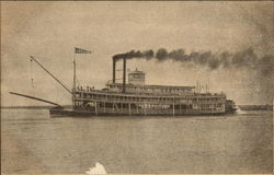 Lee Line Steamboat