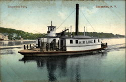 Saugerties Ferry