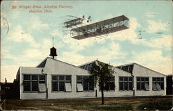 The Wright Bros. Airship Factory