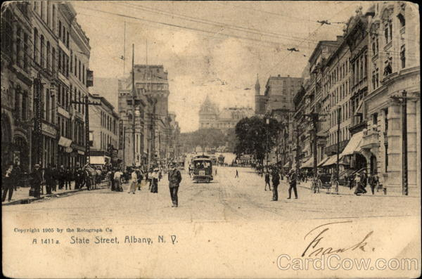 State Street Albany New York