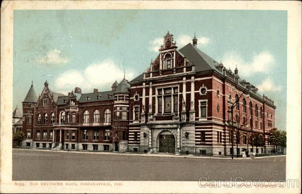 Das Deutsche Haus Indianapolis