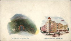 Cave Springs and Majestic Hotel