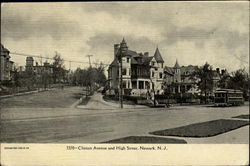 Clinton Avenue and High Street
