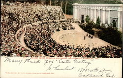 Hearst Greek Theatre, University of California