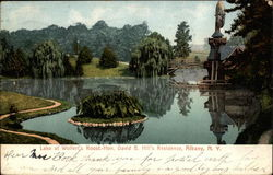 Lake at Wolfert's Roost