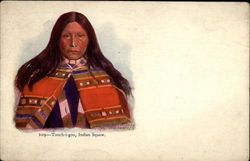 Touch-i-goo, Indian Squaw