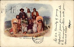 Chief Sevaro and Family