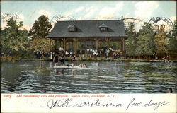 The Swimming Pool and Pavilion, Seneca Park
