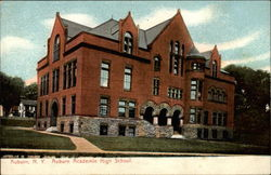 Auburn Academie High School