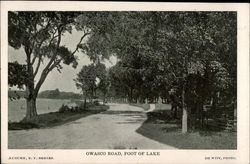Owasco Road, Foot Lake