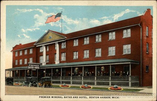 Benton harbor casino
