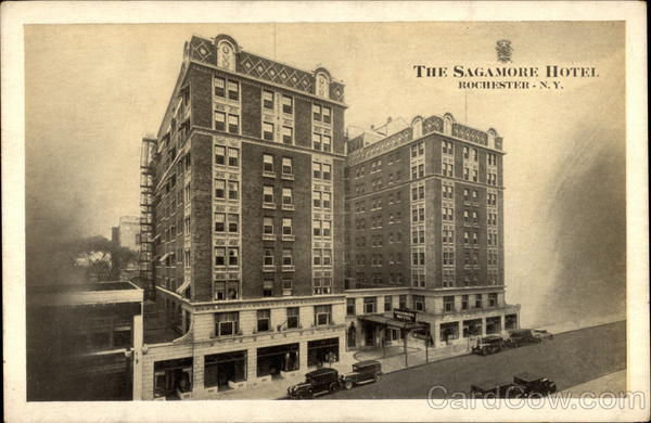 The Sagamore Hotel Rochester New York