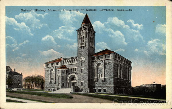 Natural History Museum Lawrence Ks