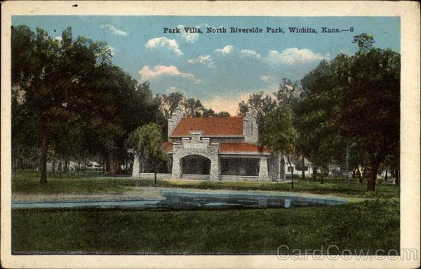 Park Villa North Riverside Park Wichita Ks