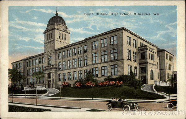 South Division High School Milwaukee Wisconsin