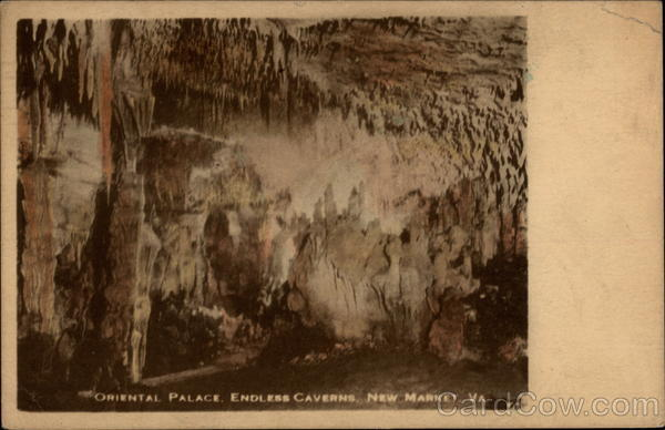 Oriental Palace, Endless Caverns New Market Virginia