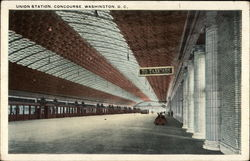 Union Station, Concourse