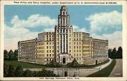 New Army and Navy Hospital