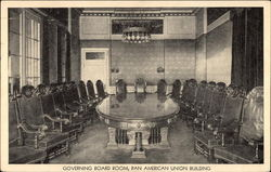 Governing Board Room, Pan American Union Building