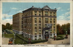 The New National Hotel - 217 North Jefferson Avenue