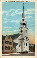 First Presbyterian Church (Old South) Built 1756