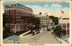 Majestic Hotel and Annex