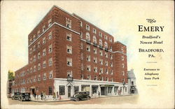 The Emery, Bradford's Newest Hotel