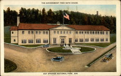 The Government Free Bath House