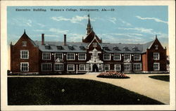 Executive Building, Woman's College