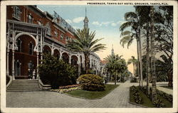 Promenade, Tampa Bay Hotel Grounds