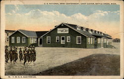 U. S. NAtional Army Cantonment, Camp Custer
