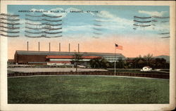American Rolling Mills Co Postcard