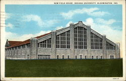 New Field House, Indiana University