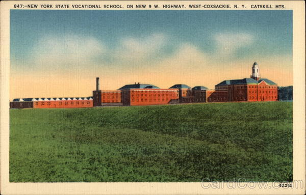 New York State Vocational School West-Coxsackie