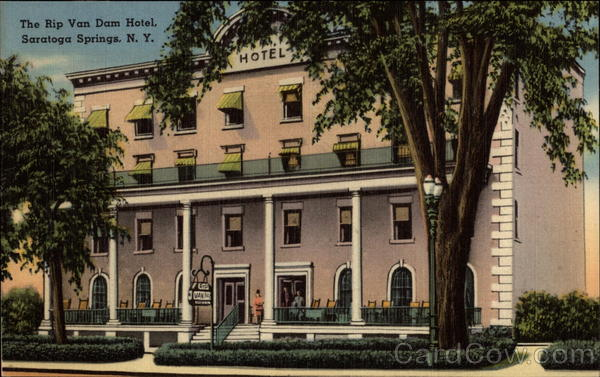 The rip van dam hotel saratoga springs ny for New hotels in saratoga springs ny
