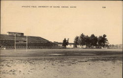 Athletic Field, University of Maine